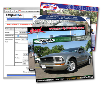 Image overlay by AutoUpLinkUSA Mid-Atlantic - add custom borders, frames and artwork to vehicle images